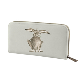 """Wrendale large purse """"Hare"""" - haas"""