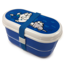 Bento box met bestek - Simon's Cat