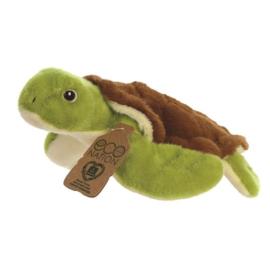 Eco Nation knuffel schildpad