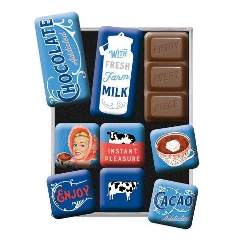 Magneetset - Chocolate Addicted