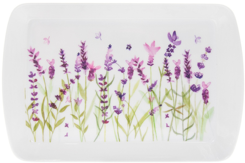Purple Lavendel medium tray