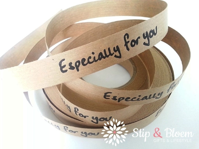 Papierband - especially for you - per 5 meter