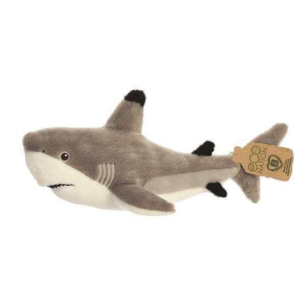 Eco Nation knuffel haai