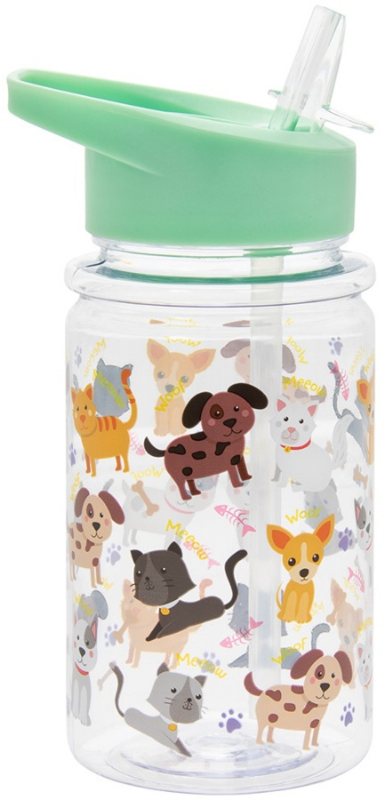 Drinkfles cats & dogs 400 ml