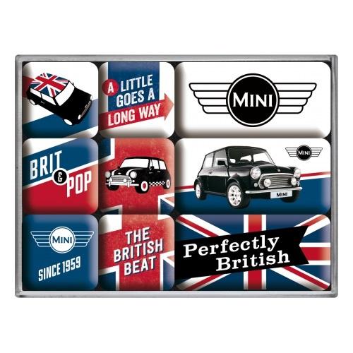 Magneetset - Mini & Union Jack