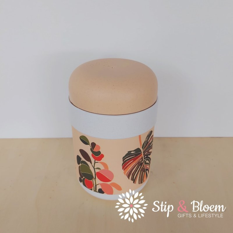 Bioloco plant lunchpot - Colorful leaves