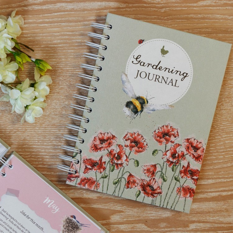 Wrendale Gardening Journal