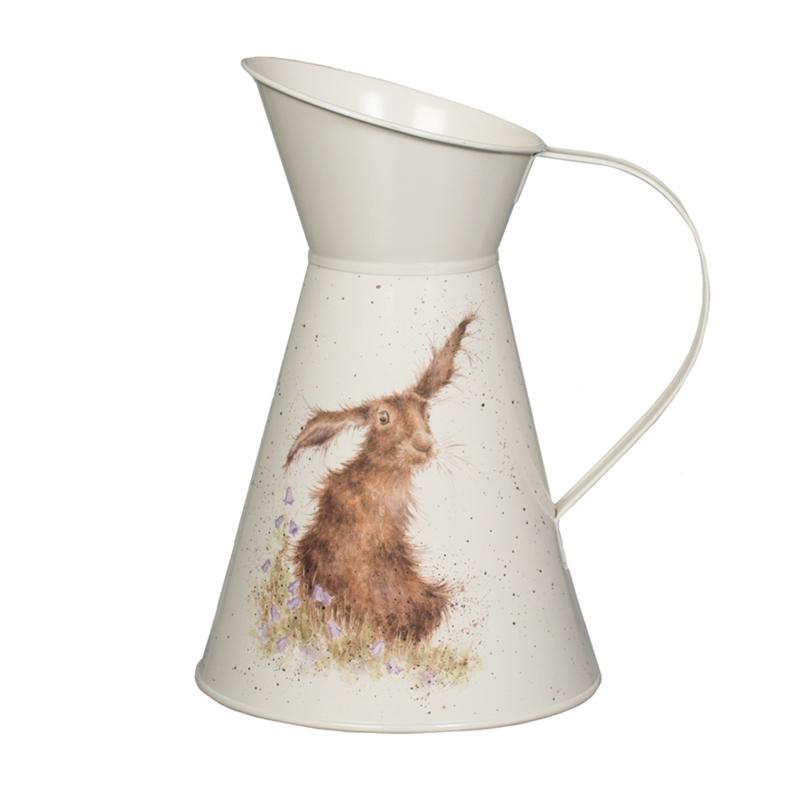 Wrendale Flower Jug - hare