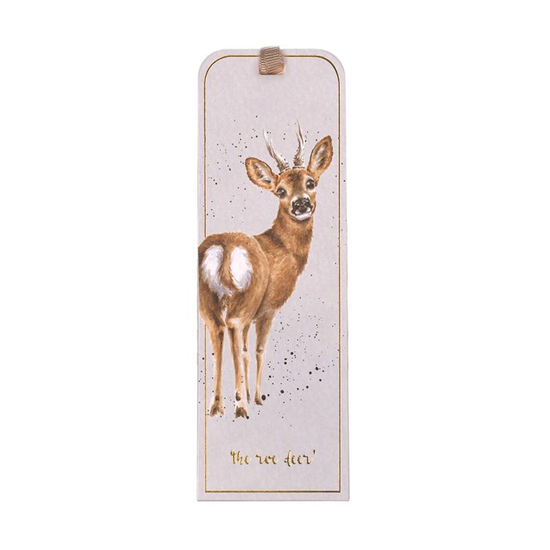 """Wrendale boekenlegger """"Roe Deer"""" - hert"""