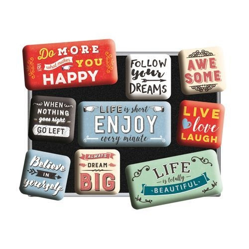 Magneetset - Enjoy Life