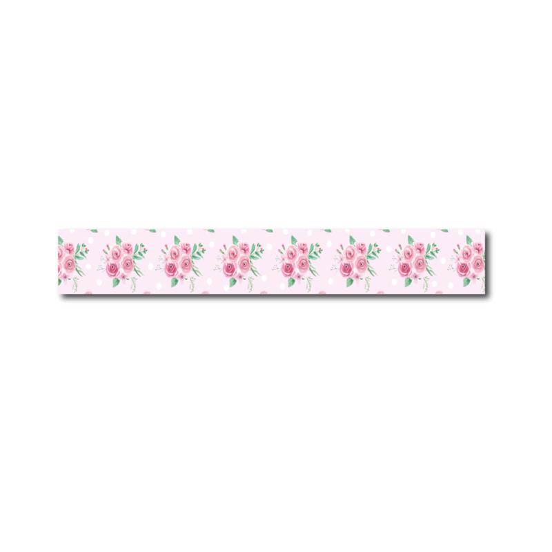 Washi tape - rozen