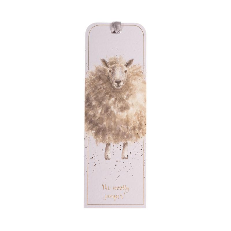 "Wrendale boekenlegger ""Sheep"" - schaap"
