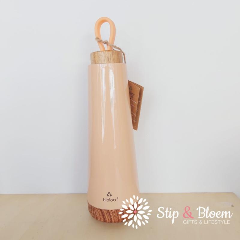 Bioloco Loop thermosfles - 500 ml - apricot
