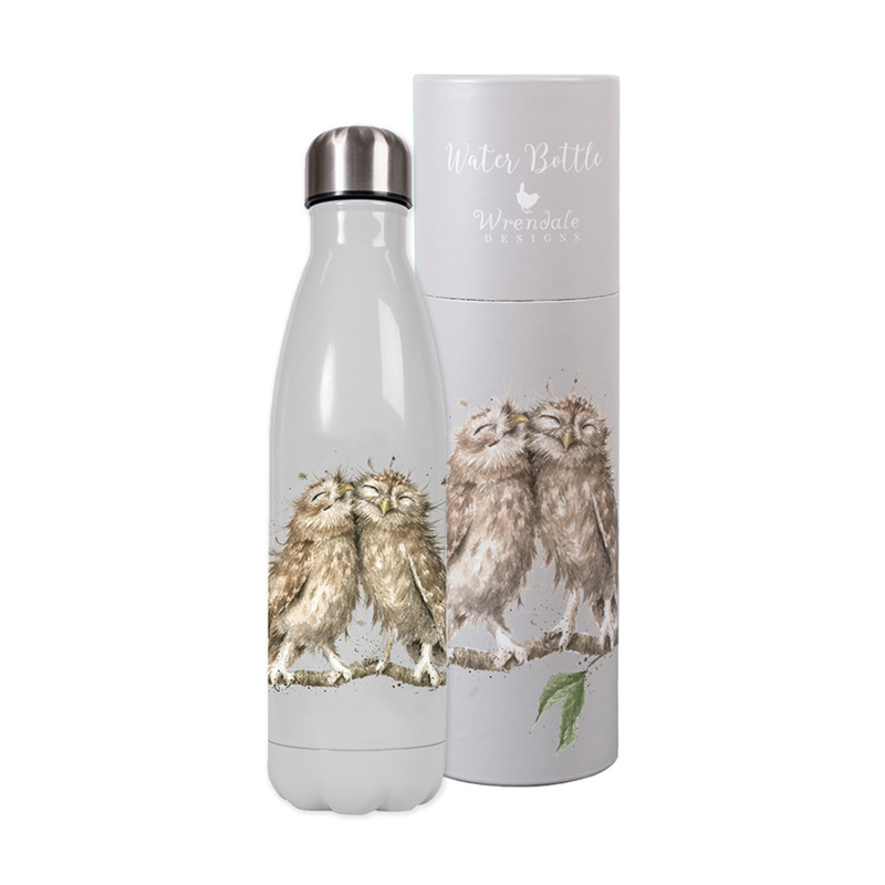 "Wrendale 500ml thermosfles ""Birds of a Feather"""