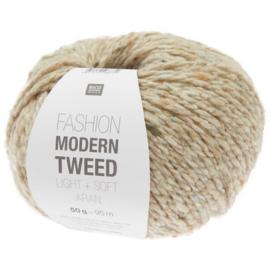 Rico Design   Fashion Modern Tweed Aran -  Sand