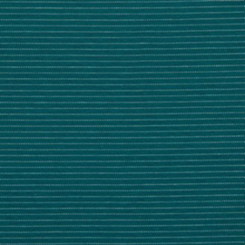 Tricot Stripe - Petrol