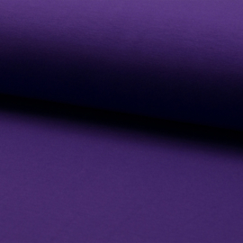 Tricot French Terry Brushed  - Purple 048