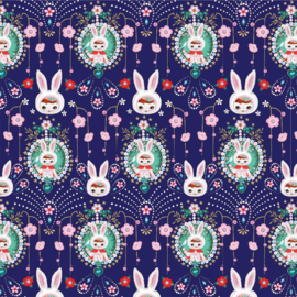 tricot sweat   winter bunny