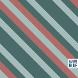 About blue Fabrics | French Terry | Garden Days DIA