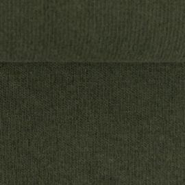 Swafing Knit Fabric - Bono - Khaki