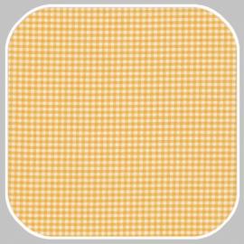 Katoen Ruit    S   geel