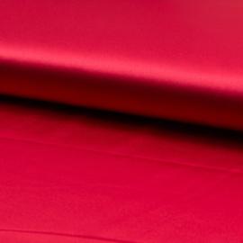 Satin Stretch - Red