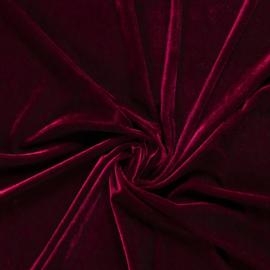 Velvet Stretch  | Bordeaux 019