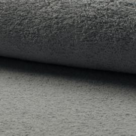 badstof katoen   col. 064   Lichtgrijs ( lichter dan op de foto )