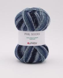 Phil Socks - Blue mountain