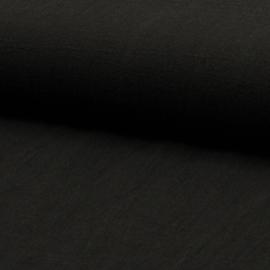Linnen Stonewashed | Black  214-069