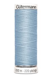 Gutermann garen 200 meter - Fog Blue 075