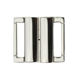 Metalen Sluiting - Zilverkleurig