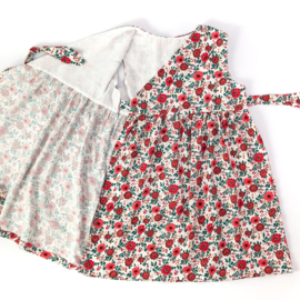 Ikatee | Violette dress - Girl 3/12Y - Paper Sewing Pattern