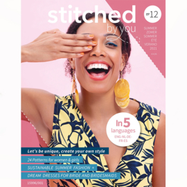 Stitched by you nr. 12 - Zomer