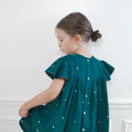 Ikatee Pattern | Louise | blouse & dress - Girl 3/12