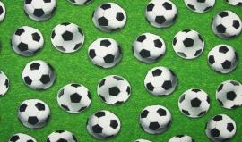 tricot voetbal digitale print