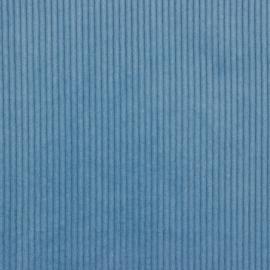 Ribcord washed  ( brede rib 4,5w) | Blue 032