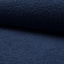 badstof katoen  | col. 005  | Dark Jeans