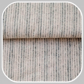 streep | lichtroze- grijs
