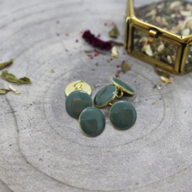 Atelier Brunette | Gem Buttons - Cedar  12 mm