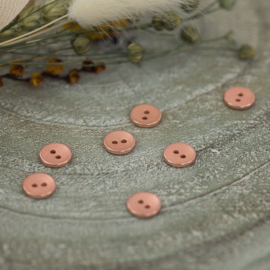 See You at Six - Knoop 11mm - Rosé Koper  Texture