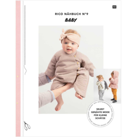 Rico Design | Het kleine Rico Naaiboek ( Duits )