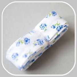 30236 bloem blauw-  3 meter / 20mm