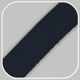 Tassenband Polypropylene   Donkerblauw -  25mm