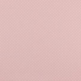 katoen Mini Dot    Pink 012