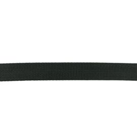 Tassenband Polypropylene | Zwart  -  25mm