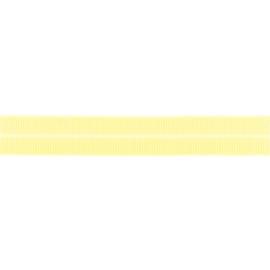 Biaisband Stretch - Mat Rib - Yellow