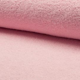 badstof katoen  | col. 012 | roze