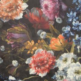 Velvet de Luxe | Bloemenmotief - Tulip