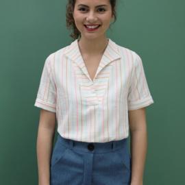 Republique du Chiffon | blouse Audrey  | Franstalig